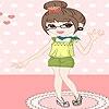 Одевалка: Милая Миа (Mia cute dress up)