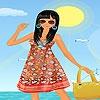 Одевалка: Выходные Габби (Gaby vacation dress up)