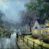 Поиск чисел: Музыка дождя (Musical rain find numbers)