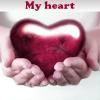 Поиск отличий: Сердце (My heart. Spot the Difference)
