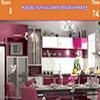 Алфавит: Современная кухня (Modern kitchen hidden alphabets)