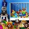 Поиск предметов: Детская комната (Girls Soft Toys Room Hidden Objects)