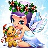 Пазл: Фея-Зима (Winter Fairy Jigsaw Puzzle)