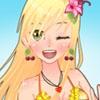 Одевалка: Бикини (Anime bikini dress up game)