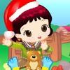 Одевалка: Ребенок (Adorable Baby Girl Dressup)