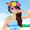 Одевалка: Летняя вечеринка (Yacht Summer Party Dress Up)