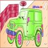 Раскраска: Джип (Jeep Coloring)