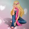 Поиск чисел: Красавица (Beautiful Girl Hidden Numbers)