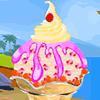 Кулинария: Гавайское мороженое (Sundae Ice Cream Hawaii)