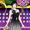 Одевалка: Вечеринка Розы (Rose party dress up)