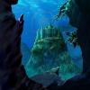 Поиск чисел: Подводный замок (Underwater castle)