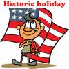 Пять отличий: Исторические выходные (Historic holiday 5 Differences)