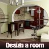 Поиск предметов: Комната дизайнера (Design a room. Find objects)