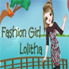 Одевалка: Модный наряд (Fashion Girl Lolitha)