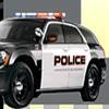 Полицейский водитель (Police Driving Obstacle Course)