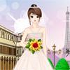 Одевалка: Свадьба в Париже (My Perfect Paris Wedding Dress Up)