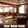 Поиск предметов: Ваша гостиная комната (Your living room)