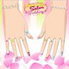 Одевалка: Свадебный маникюр (Manicure Salon: Wedding)