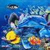 Поиск предметов:  В море (Seabed. Find objects)