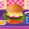 Делаем гамбургер (Yummy Hamburger)