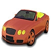 Раскраска: Спорткар 3 (Fast top car coloring)