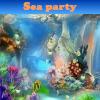 Поиск предметов: Морская вечеринка (Sea party. Find objects)