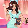 Одевалка: Наряд для девушки (Pretty Nighties Dress Up)