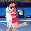 Поцелуй на корте (Tennis Kissing)
