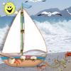 Поиск предметов: Морские приключения (Sea adventures. Find objects)