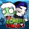 Зомби ПРОТИВ Вампиров (Zombies vs Vampires)