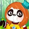 Одевалка: Люблю панд (I Love Panda)
