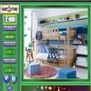 Поиск предметов: Детская (Cute Boys Room  HIDDEN OBJECTS)