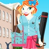 Одевалка: В школу (School Time)