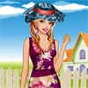 Одевалка: Свежее лето (Fresh Summer Dresses Dress Up)
