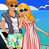 Одевалка: Романтическая пара (Romantic couple dress up)