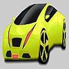 Раскраска: Новый концепт (Big pistachio green car coloring)