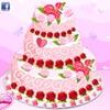 Cвадебный торт из роз (Rose Wedding Cake)