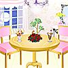 Дизайн интерьера: Романтический ужин (Interior Designer: Romantic Dining)