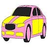 Раскраска: Ретро автомобиль (Ancient car coloring)
