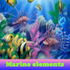Пять отличий: Морские элементы (Marine elements)