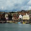 Пазл: Город и море (Jigsaw: City And Sea)