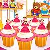 Кулинария: Кексы принцессы (Pink Princess Cupcakes)