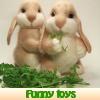 Поиск отличий: Веселые игрушки (Funny toys. Find objects)