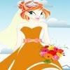 Одевалка: Яркая свадьба (Colorful Wedding Dress)