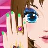 Дизайн: Маникюр (Glam Nails)