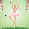 Одевалка: Наряд для балерины (Ballerina Dressup Game)