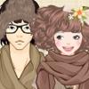 Одевалка: Мори (Mori couple dress up game)