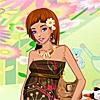 Одевалка: Восхитительные платья (Maternity Gowns Dress Up)