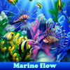 Пять отличий: Морские потоки (Marine flow  5 Differences)