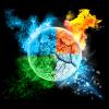 Поиск чисел: Четыре элемента (Four elements)